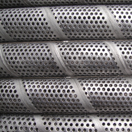 Stainless steel porous mesh filter/round hole perforated metal ...