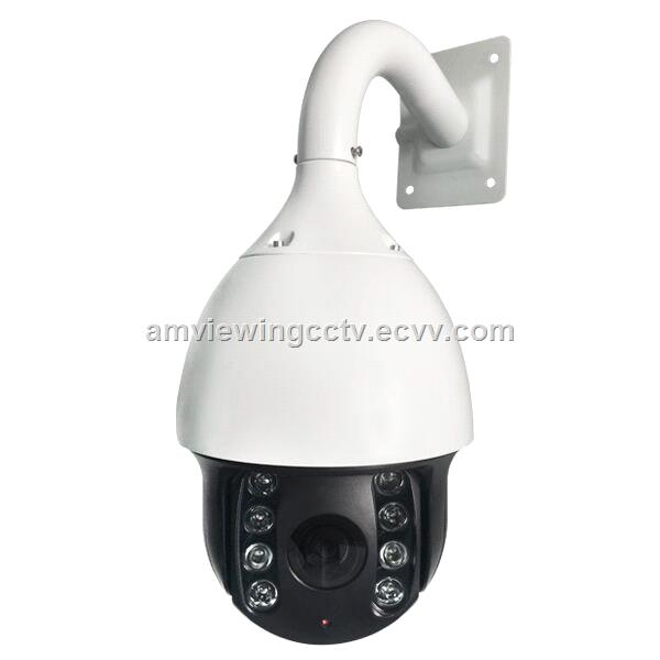 HD CVI High speed mini dome camera,18X zoom high speed camera,ptz camera with hdmi output