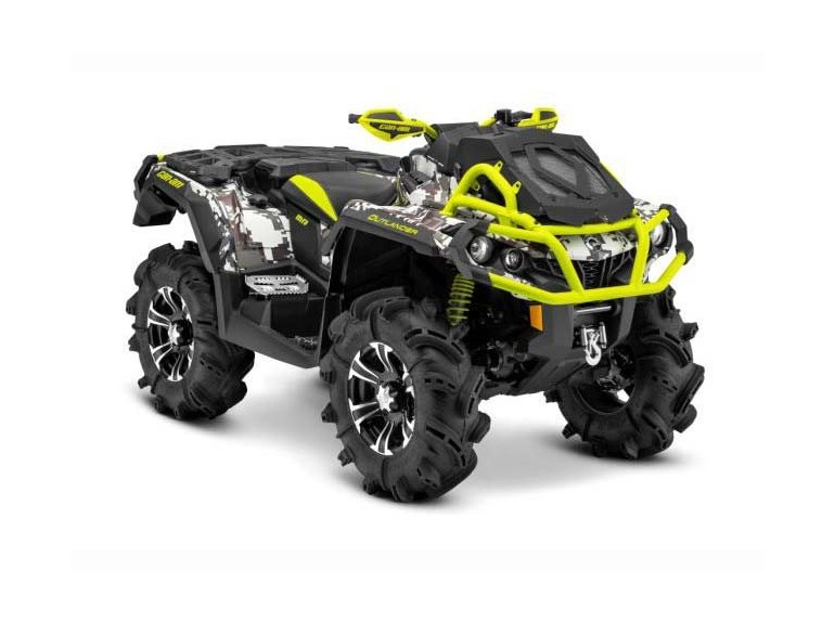 2016 Can Am Outlander Xmr 1000 Atv Purchasing Souring Agent Ecvv