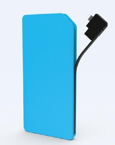 Portable Card Phone Charger/ Mobile Power Bank