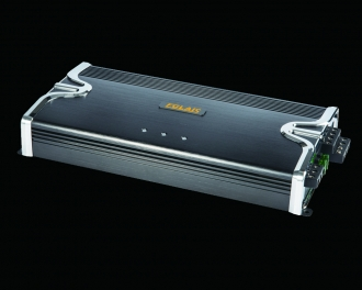Class AB 100W 4 Channel Amplifier