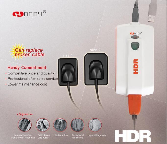 Hdr Usb Dental Digital X Ray Sensor Digital Radiography