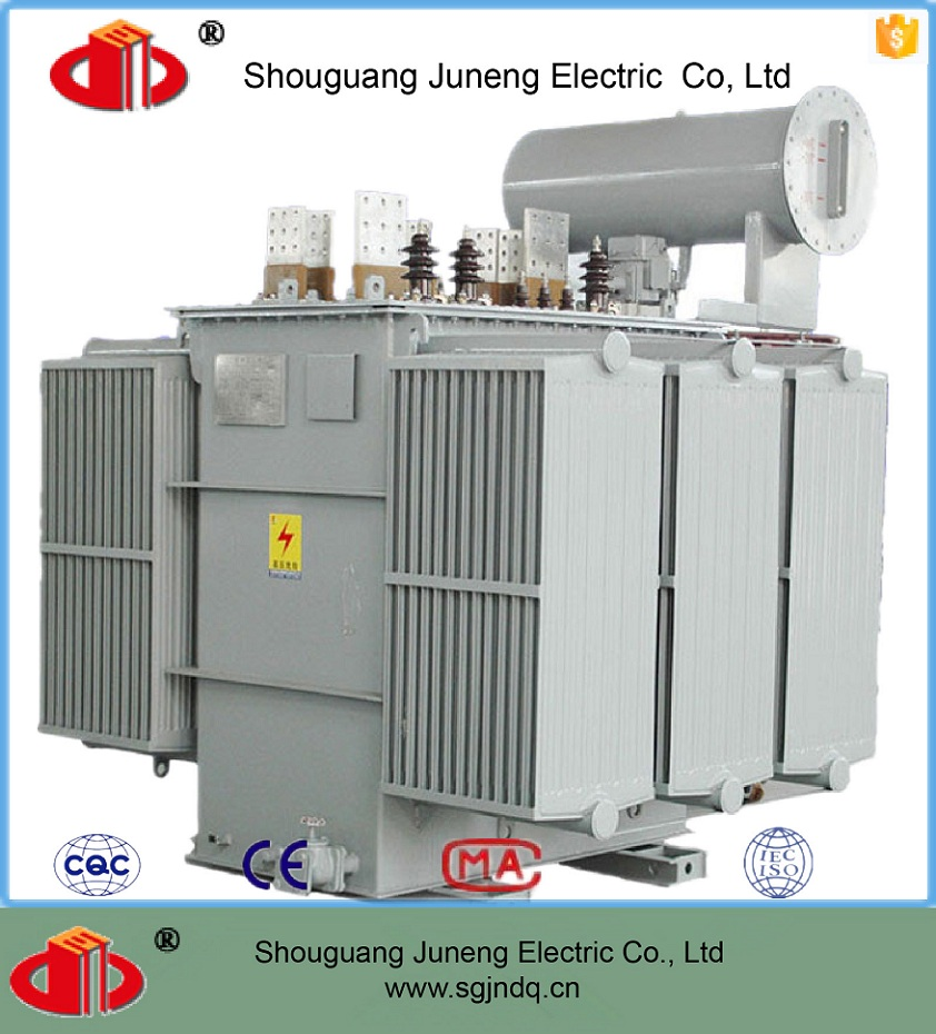 35KV 20000 KVA power transformer oil immersed transformer