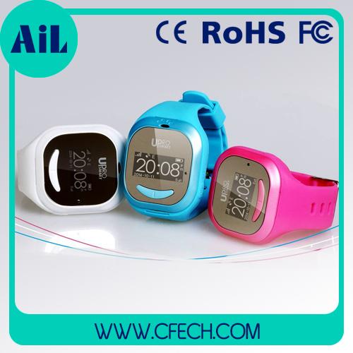 Smart Watch Kids GPS Tracking Watch Blue And Pink Color Kids Smartwatch GPS  Wrist Watch cheapst