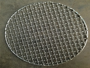 Barbecue Grill Wire Mesh, Barbecue Grill Mesh, Stainless Steel Barbecue Grill Mesh