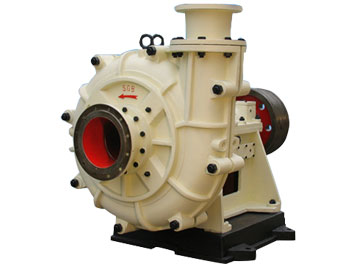 ZJ Series Horizontal Slurry Pump