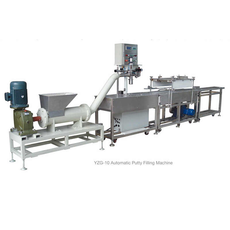 Putty/painting Filling and covering Machine