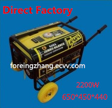 2.2KW Protable Gasoline Generator Sets
