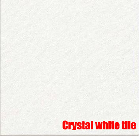 Polished Porcelain Tile/ Crystal White Tile/600x600 floor tile