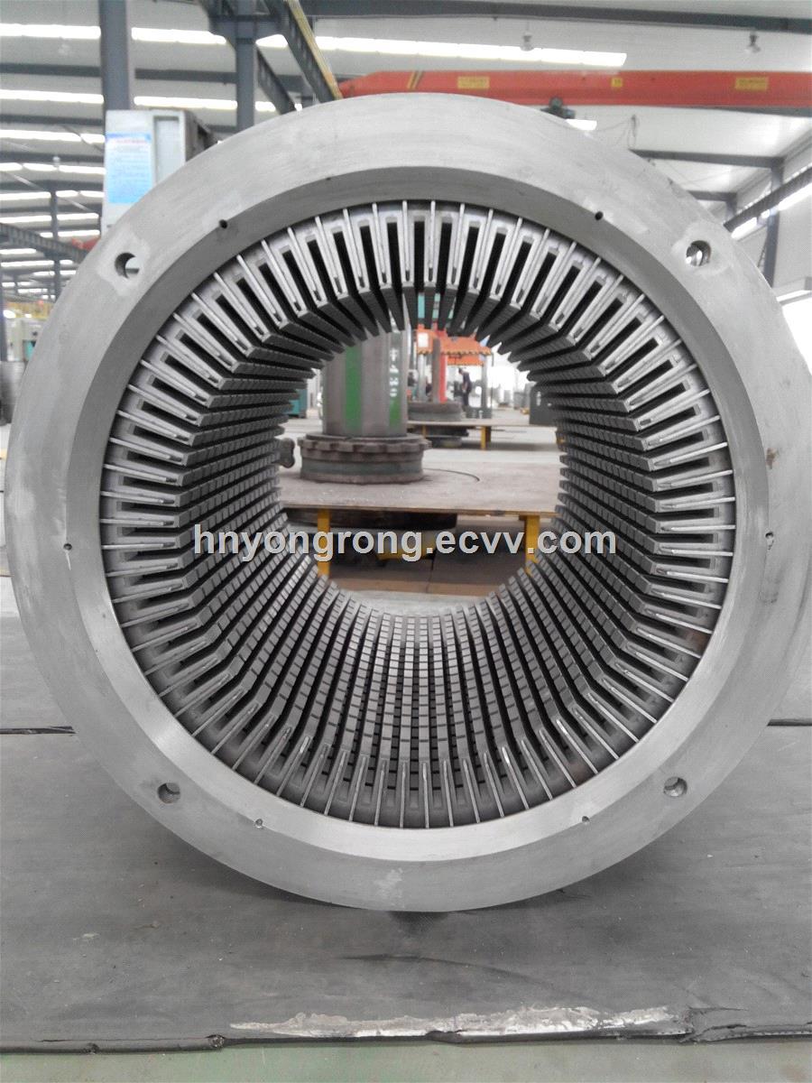 YKK motor stator core