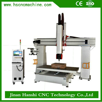Best Service New Design Hobby Cnc Drilling Machine Wood 5 Axis Cnc