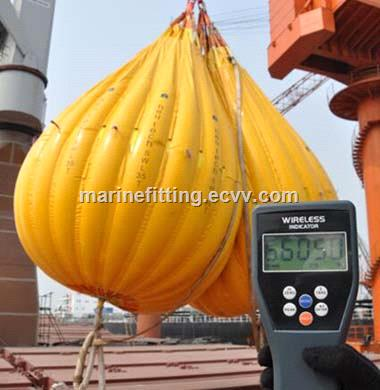 Crane & Davit Loading Test Water Bags