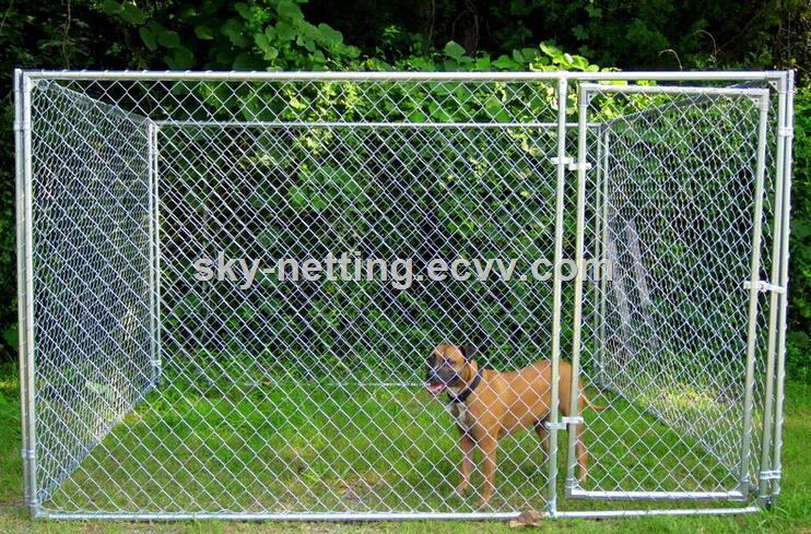 Hot Dipped Galvanized Outdoor Whole Chain Link Dog Kennel Purchasing Souring Agent Ecvv Service Platform