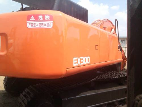 Used Hitachi EX300 Excavator