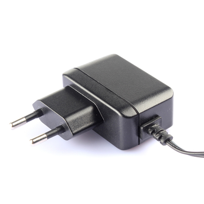 12v EU plug ac dc adapter, 12v power supply with CE GS certifications