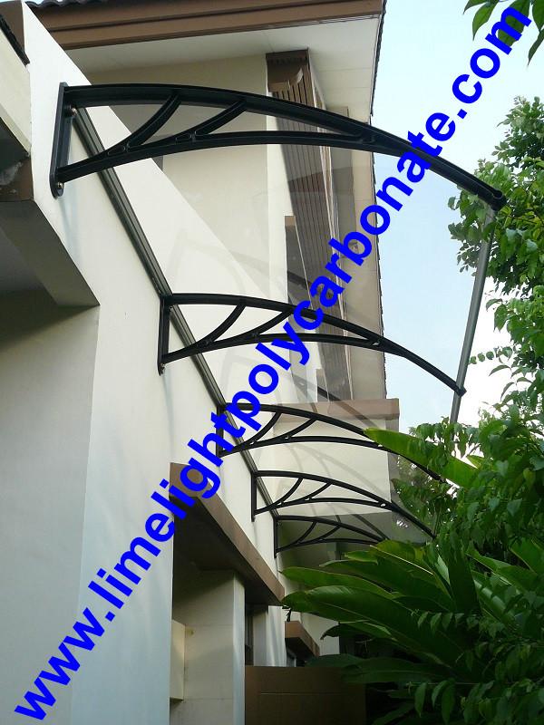 DIY Awning roof canopy door awning polycarbonate canopy door canopy window  canopy rain shed canopy