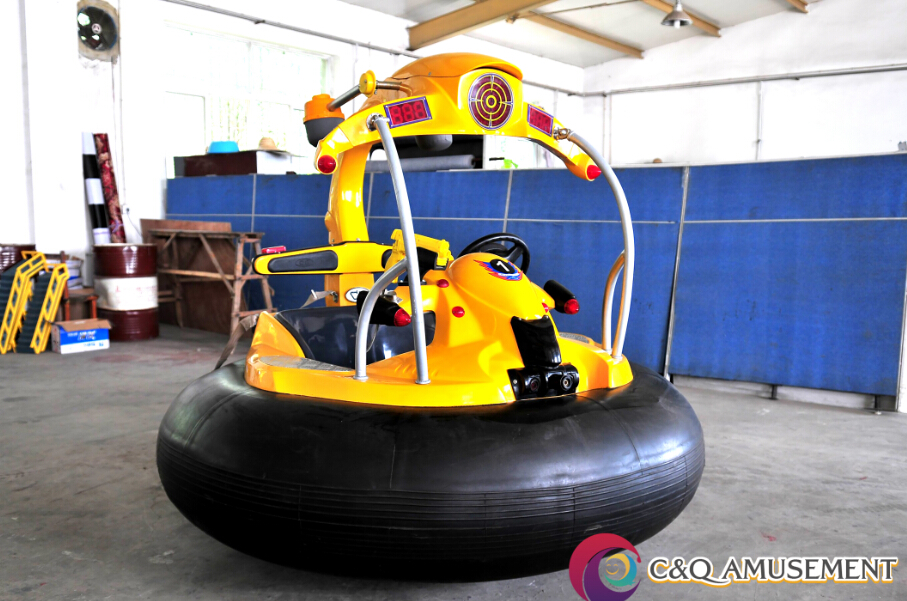 2017 New Design Bumper Cars Amusement Equipment Challenger 3