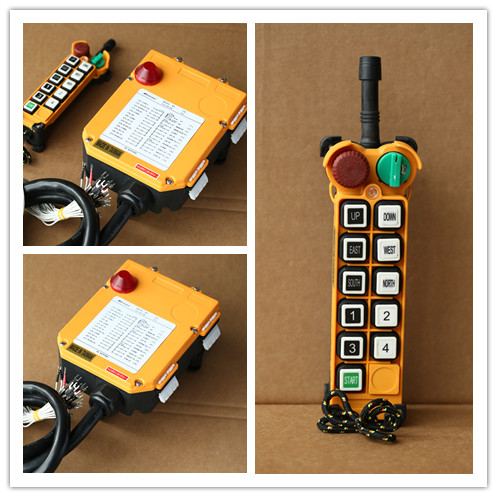 telecrane F24-10D industrial wireless remote control