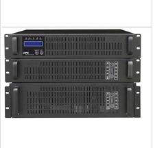 Rack Online UPS 3000va 2400W, DC72V/96V, LCD, Long Run Machine Without Battery, Tower, W/RS232