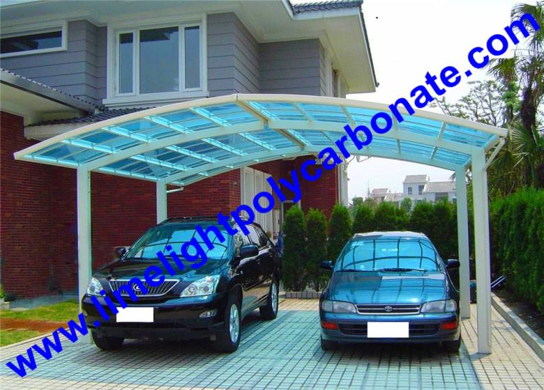 Car Awning Car Canopy Carport Aluminum Carport Metal Shed Outdoor Carport  Car Parking Garden Carport