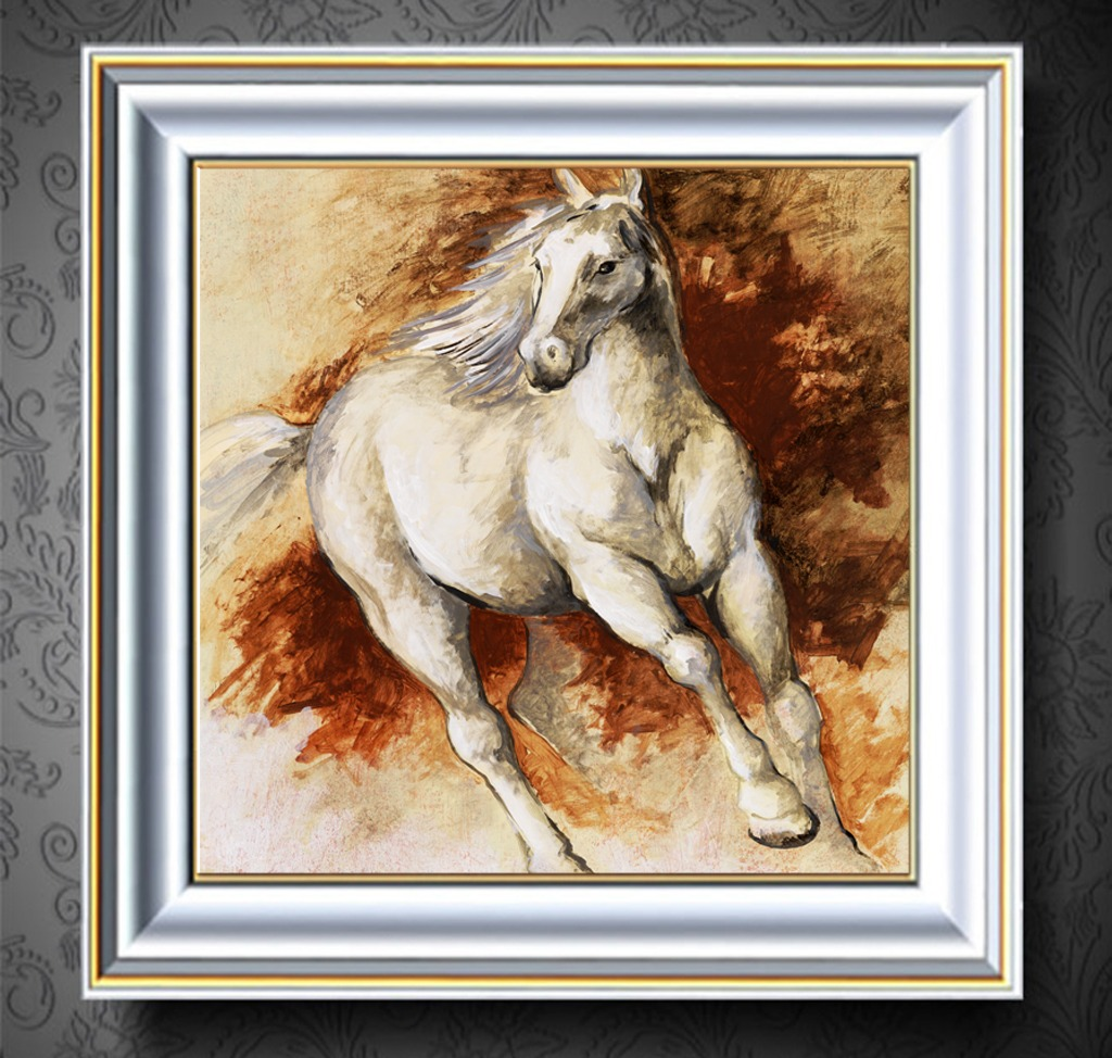 Decorative Horse Oil Painting From China Manufacturer Manufactory Factory And Supplier On Ecvv Com