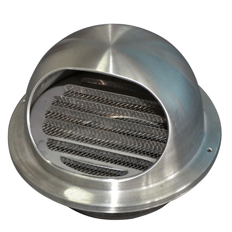 Stainless steel 201 air intake vent cover for ventilation