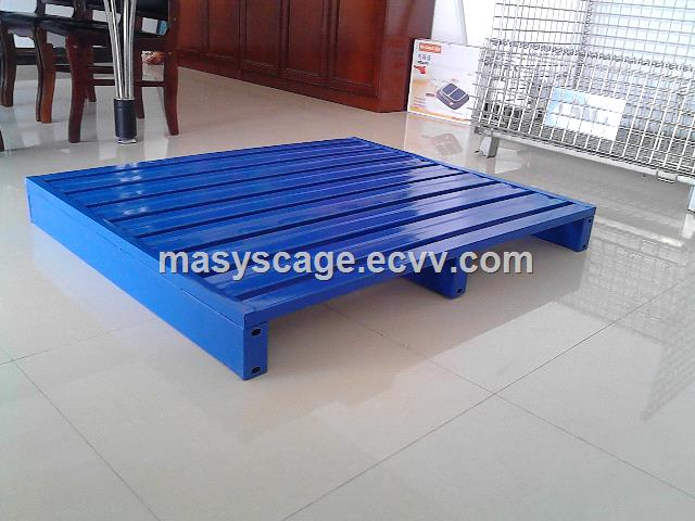 Standard Four Way Access Metal Steel Pallet 1200mm x 1000mm