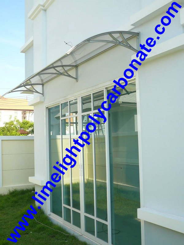 Door Canopy door awning DIY awning DIY canopy polycarbonate awning window  awning rain shed canopy