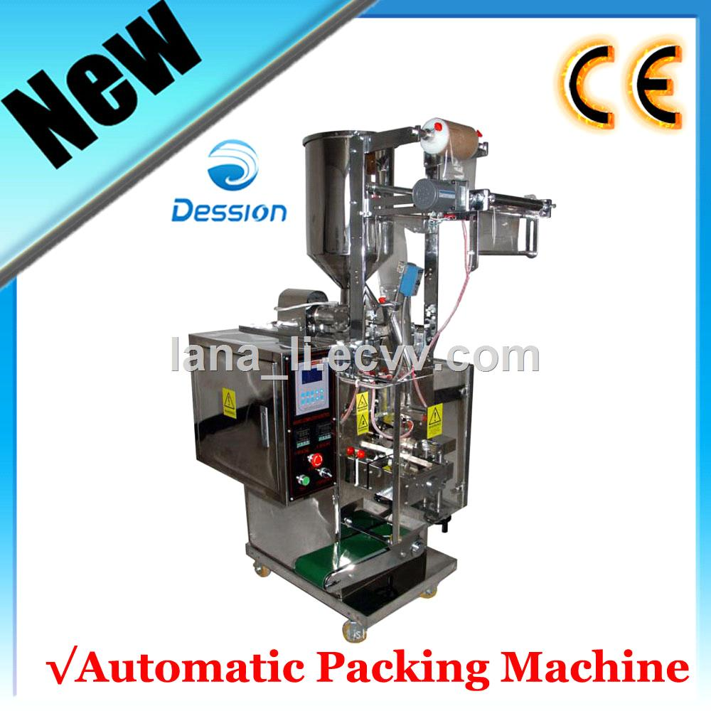 automatic liquid pouch tomato packing machine
