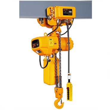 Electric Chain Hoist With Electric Trolley