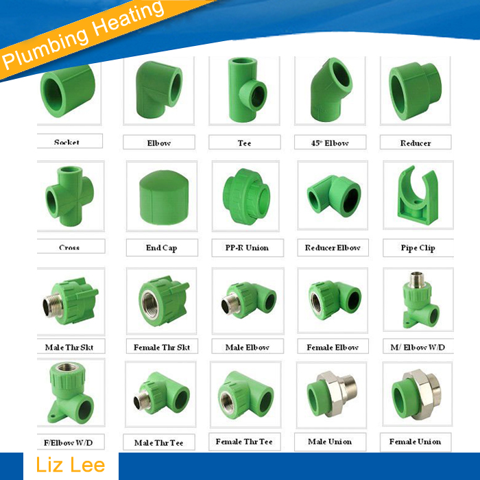 Plumbing Fittings Name And Images
