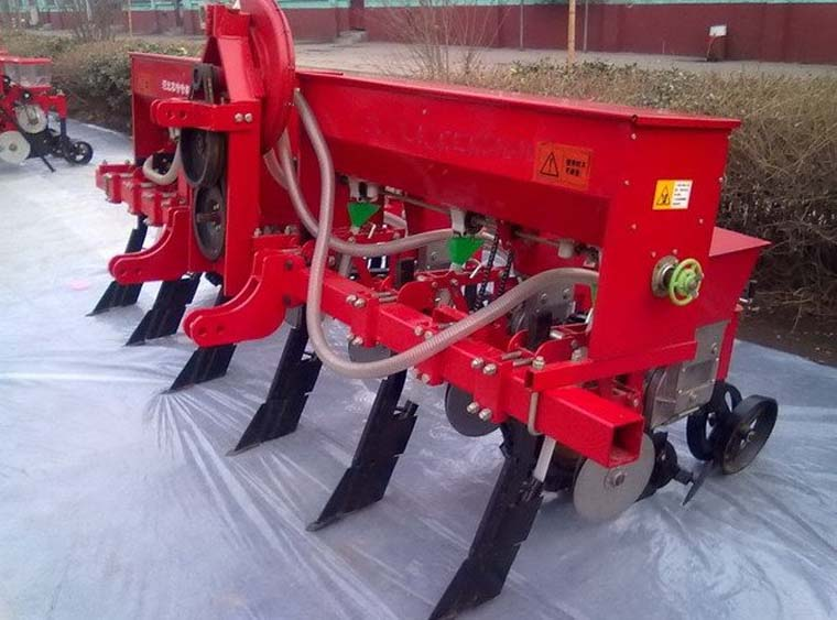 2byqfh 4 4 Rows Pneumatic Corn Seeder Vacuum Corn Soybean Planter