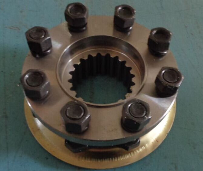 Genuine bus spare parts Flange assembly for Kinglong, golden dragon, shenlong, yutong, higher, etc.