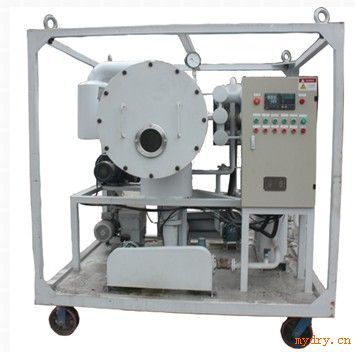 Mobile Used Transformer Oil Recycling Machine