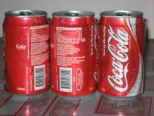330ML COCACOLA CARBONATED DRINKS