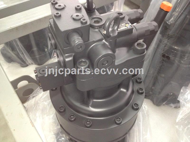 Kubota KX30 KX91-2 mini excavator slew motor KX121-3 Yanmar VIO35 VIO40  swing motor assy gearbox