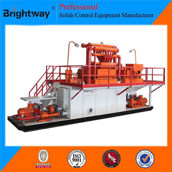 HDD Drilling Mud Recycling System