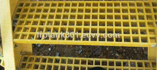 FRP Stair Grating