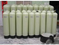 FRP tanks for water filtering system