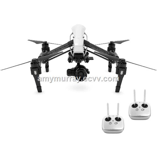DJI Inspire 1 RAW Quadcopter with Zemuse X5R 4K Camera and 3-Axis Gimbal