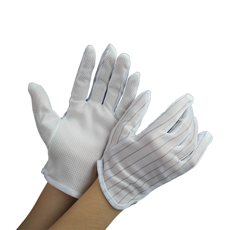 High Breathable Lightweight Anti Static Gloves for PC