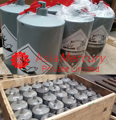 Selling Virgin Silver Liquid Mercury 99.999% For Gold Mining