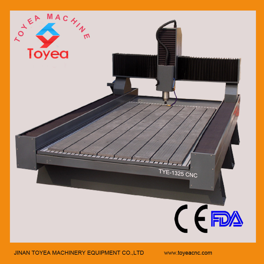 Top sale!! Marble CNC Cutting machine 130 x 250cm TYE-1325
