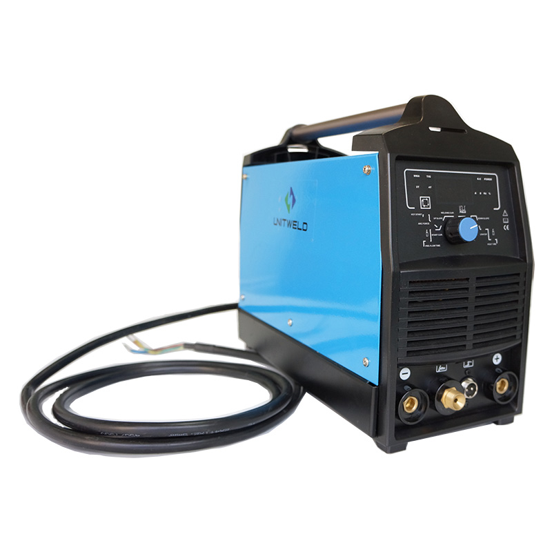 MMA TIG Pulse 2-in-1 Multi Function Mosfet DC Inverter Steel Welding Machine