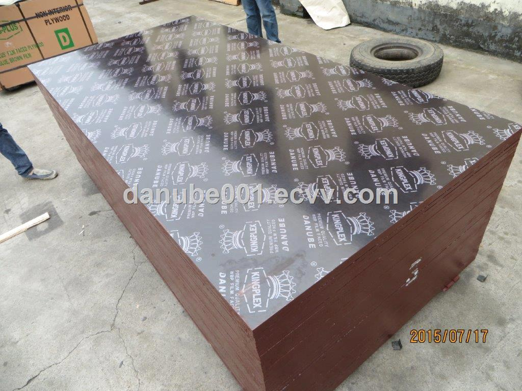 KINGPLEX' BRAND FILM FACED PLYWOOD, COMBI CORE