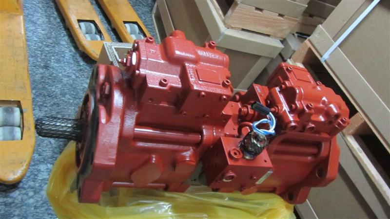 Kawasaki KMP K3V112 main pump K3V140DT K3V63DT K3V112DT hydraulic pump