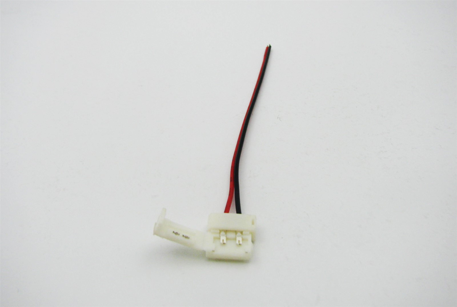 LED Strip to power no solderless Snap Clip single end single color/8mm/IP20