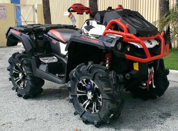 Can Am Outlander 1000 Xmr >> 2016 Can Am Outlander Xmr 1000 Atv From Singapore