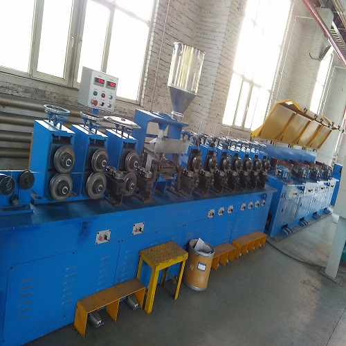 Welding Wire Production Machine