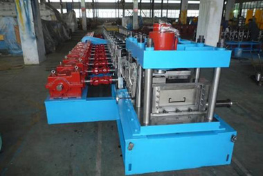 CZ purlin roll forming machinery